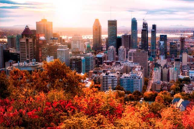 El clima en Canadá y sus variaciones estacionales