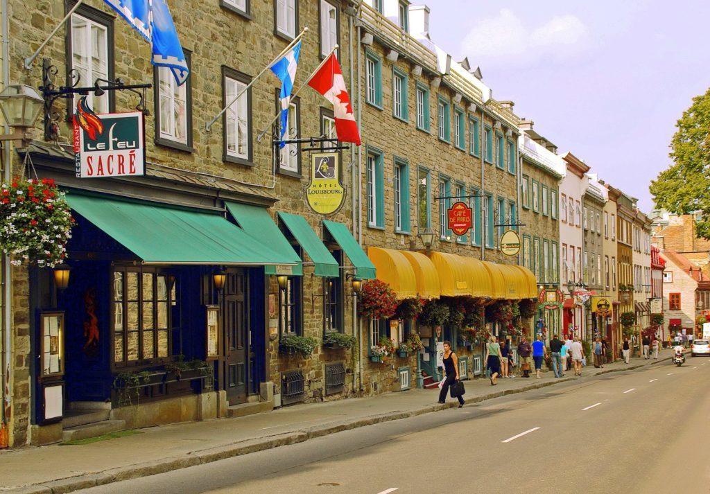 Inmigrar a Quebec