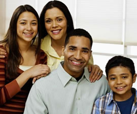 Programa de apadrinamiento de familia